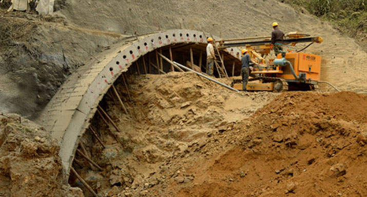 The Application of Soil nail in Tunnel Construction