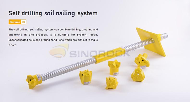 soil nail anchor