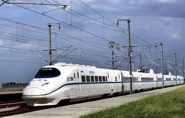 Xian-Chengdu high speed railway